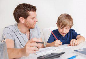 Характеристика на мать и отца, которая отражает достаток семьи и меры вопитания